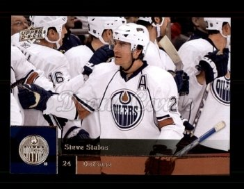 2009 Upper Deck #443  Steve Staios