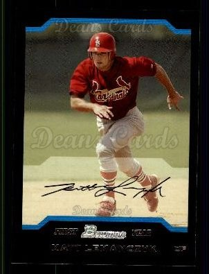 2004 Bowman #276   -  Matt Lemanczyk First Year