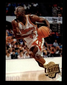 1994 Fleer Ultra #204  Grant Long