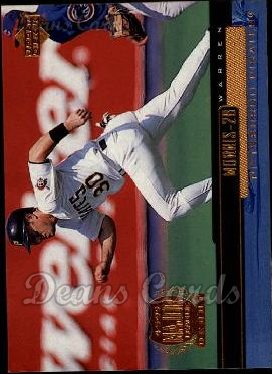 2000 Upper Deck #201  Warren Morris