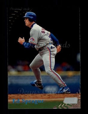 1998 Topps Stadium Club #153  Ed Sprague