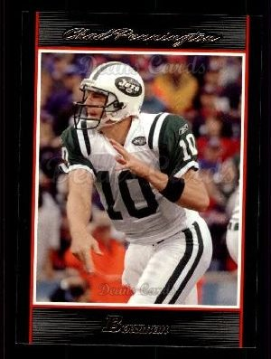 2007 Bowman #17  Chad Pennington