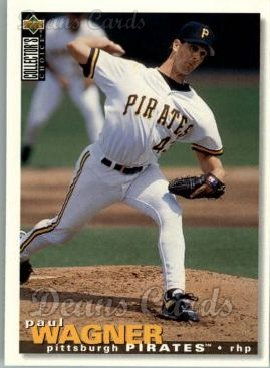 1995 Upper Deck Collector's Choice #382  Paul Wagner