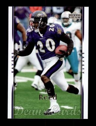 2007 Upper Deck #12  Ed Reed