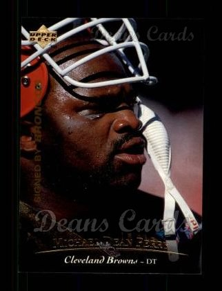 1995 Upper Deck #247  Michael Dean Perry