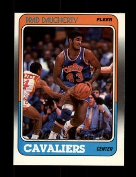 1988 Fleer #22  Brad Daugherty