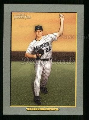 2005 Topps Turkey Red #191  Al Leiter