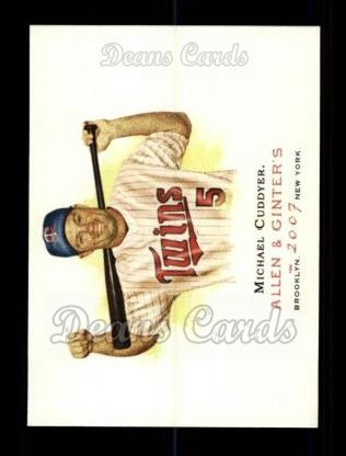 2007 Topps Allen & Ginter #253  Michael Cuddyer