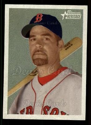 2006 Bowman Heritage #148  Mike Lowell