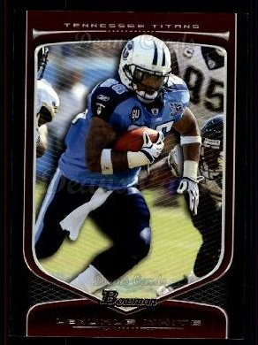 2009 Bowman Draft Platinum #56  LenDale White