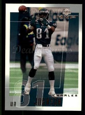 2001 Upper Deck MVP #202  Charles Johnson
