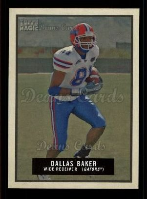2009 Topps Magic #53  Dallas Baker