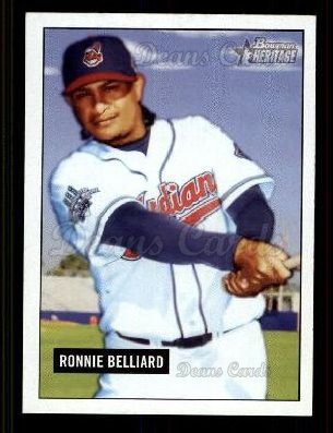 2005 Bowman Heritage #29  Ronnie Belliard