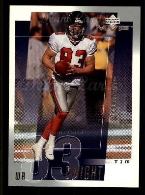 2001 Upper Deck MVP #14  Tim Dwight