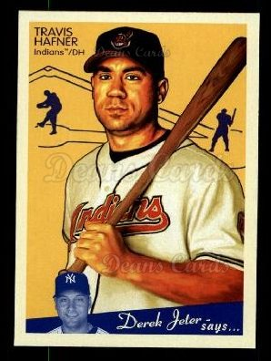 2008 Upper Deck Goudey #58  Travis Hafner