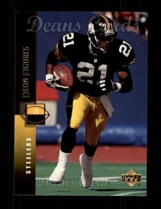 1994 Upper Deck #83  Deon Figures