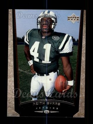 1998 Upper Deck #181  Keith Byars