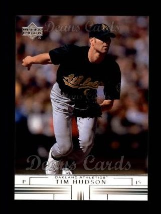 2002 Upper Deck #555  Tim Hudson