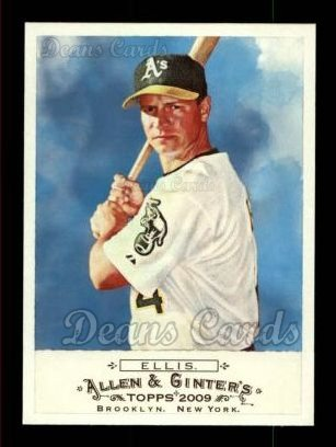 2009 Topps Allen & Ginter #229  Mark Ellis