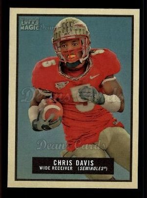 2009 Topps Magic #62  Chris Davis