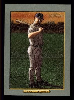 2006 Topps Turkey Red #437  Chad Tracy