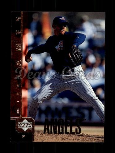 1998 Upper Deck #633  Mike James