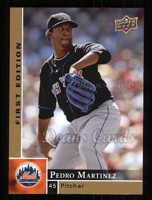 2009 Upper Deck First Edition #192  Pedro Martinez