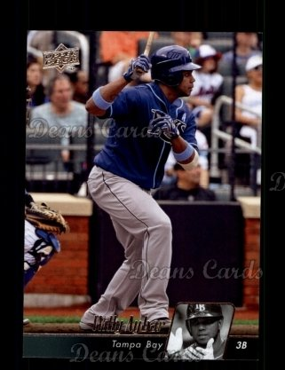2010 Upper Deck #483  Willie Aybar