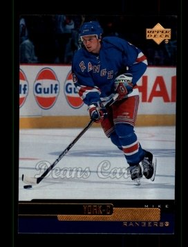 1999 Upper Deck #262  Mike York