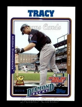 2005 Topps Opening Day #36  Chad Tracy