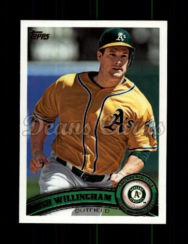 2011 Topps Update #5  Josh Willingham