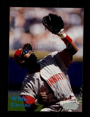 1998 Topps Stadium Club #27  Willie Greene