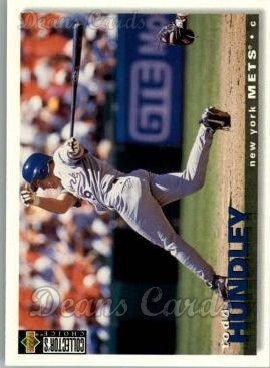 1995 Upper Deck Collector's Choice #324  Todd Hundley