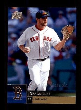 2009 Upper Deck #549  Jeff Bailey