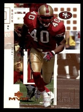 2002 Upper Deck MVP #205  Fred Beasley