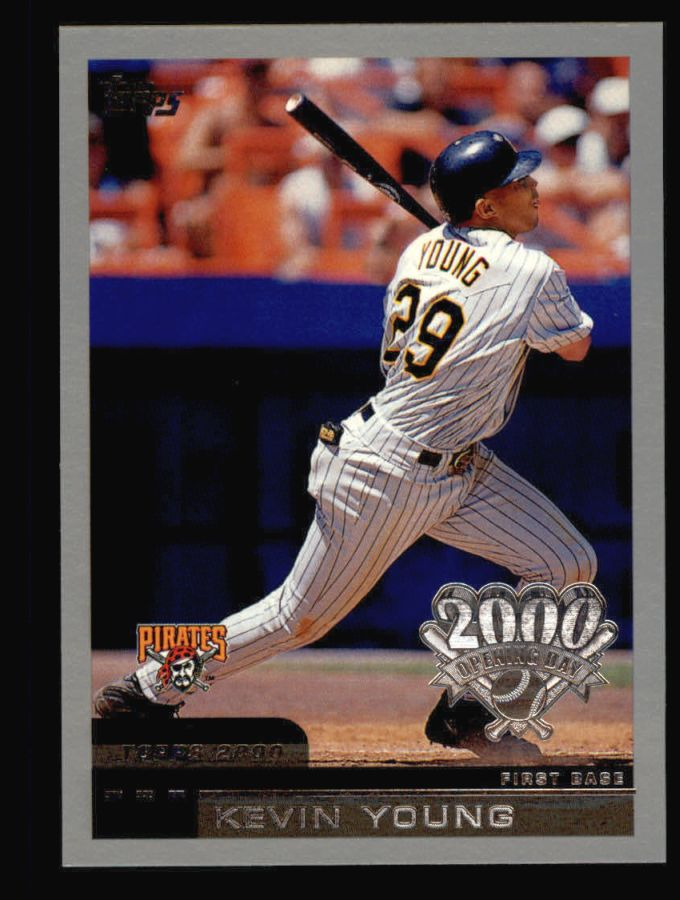 2000 Topps Opening Day #128  Kevin Young