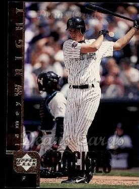 1998 Upper Deck #82  Jamey Wright
