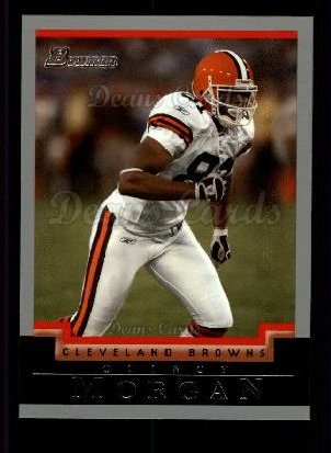 2004 Bowman #69  Quincy Morgan