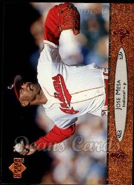 1996 Upper Deck #57  Jose Mesa