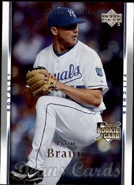 2007 Upper Deck #22  Ryan Braun