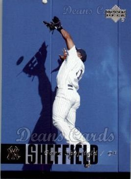 2006 Upper Deck #308  Gary Sheffield