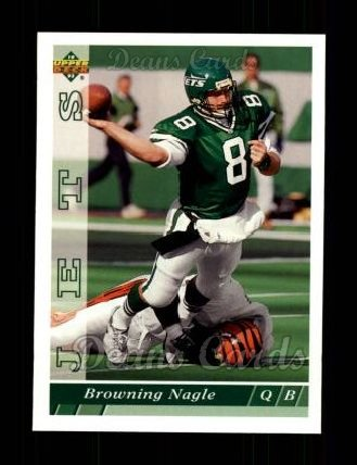 1993 Upper Deck #236  Browning Nagle