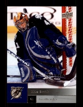 2009 Upper Deck #88  Mike Smith