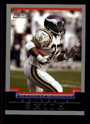 2004 Bowman #64  Onterrio Smith