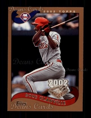 2002 Topps Opening Day #149  Doug Glanville