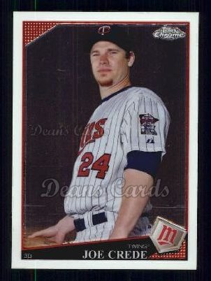 2009 Topps Chrome #78  Joe Crede