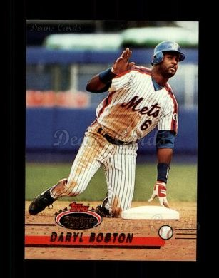 1993 Topps Stadium Club #3  Daryl Boston