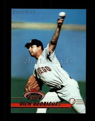 1993 Topps Stadium Club #137  Rich Rodriguez