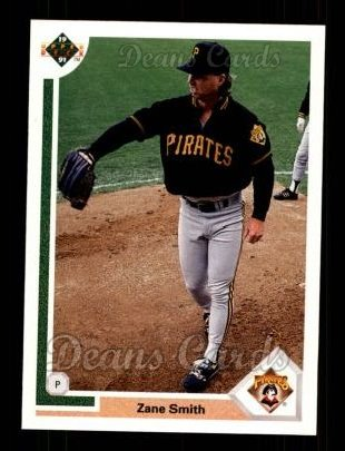 1991 Upper Deck #759  Zane Smith