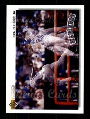 1992 Upper Deck #424  Ken Griffey Jr.